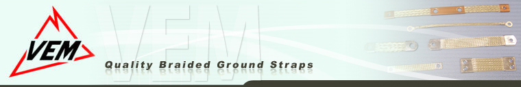 Vicksburg Engineering & Mfg | Quality Braided Ground Straps