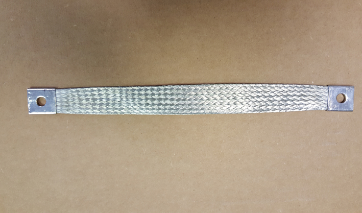 Square Tipided Ground Strap
